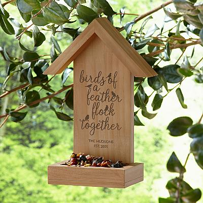 Flock Together Bird Feeder