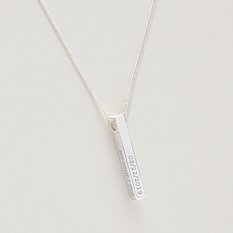 Our Journey Milestone Necklace