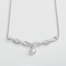 Always and Forever Pearl Necklace
