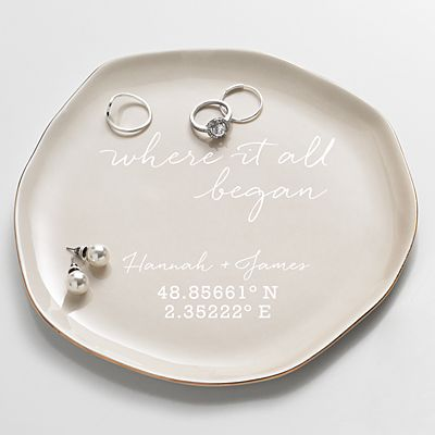 Where It All Began Coordinates Catchall