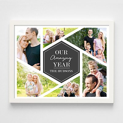 Our Year Photo Print