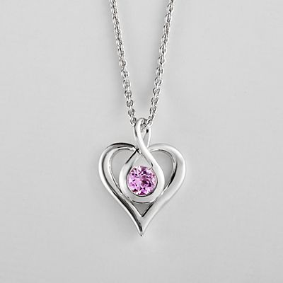 Endless Love Gemstone Necklace