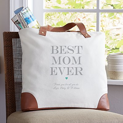 Best Ever Canvas Tote