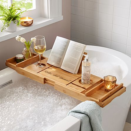2 In 1 Convertible Bath Caddy Personal Creations