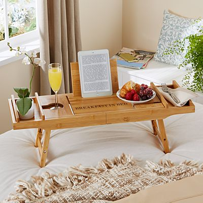 2-in-1 Convertible Breakfast Tray