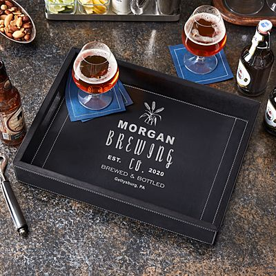 Barley Hops Bar Tray