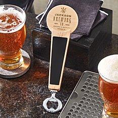 Barley Hops Beer Tap + Opener
