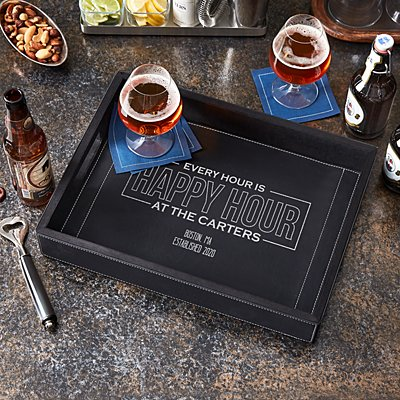 Happy Hour Bar Tray