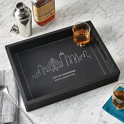 Our Home Skyline Bar Tray