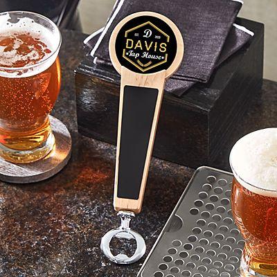Tap House Beer Tap + Opener