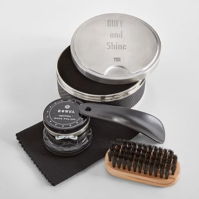 Buff and Shine Shoe Shine Kit