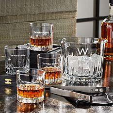 Whiskey Entertaining Set