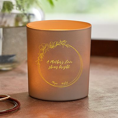 A Mother's Love LED Candle