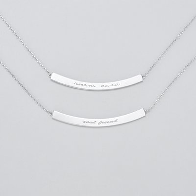 Anam Cara Friendship Necklace Set
