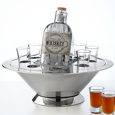 The Ultimate Host Bucket + Decanter