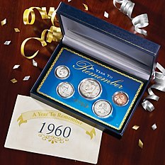 Year to Remember Coin Sets